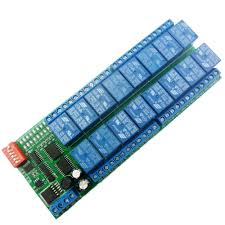 Module relay RS485